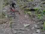 Cwm Carn trail, South Wales.