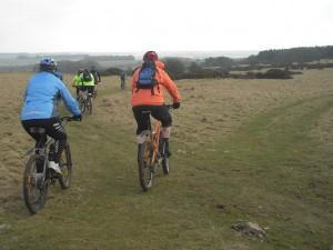 Towards Manton down.