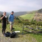 Mach 3 Mid Wales MTB route.