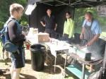 BBQ at Croft Trails in Swindon.