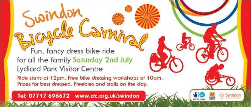 Swindon-Bike-Carnival-2011 poster
