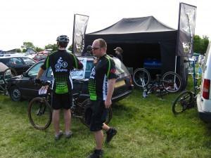 MBSwindon at Bristol Bikefest 2011.
