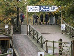 UK Bike Park.