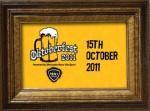 Bristol Oktoberfest logo 2011
