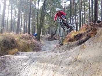 Swinley Jump Gully