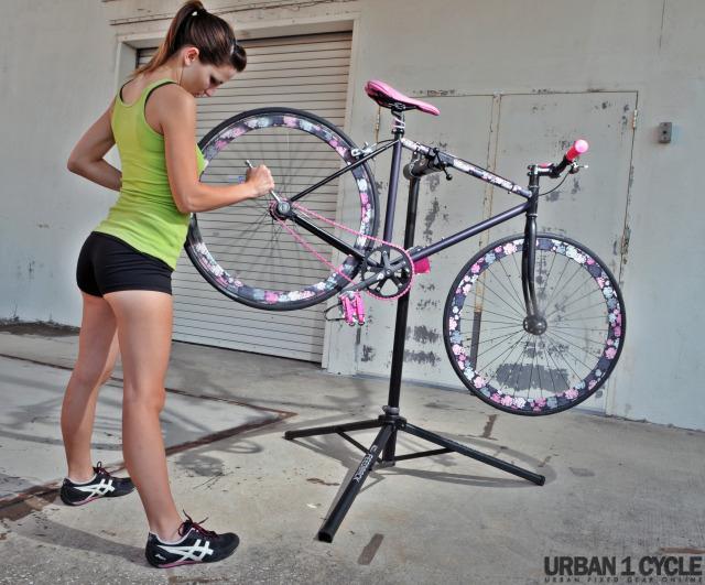 Bike mechanic course