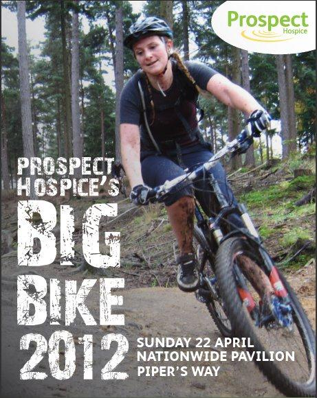 Prospect Hospice Big Bike Ride 2012
