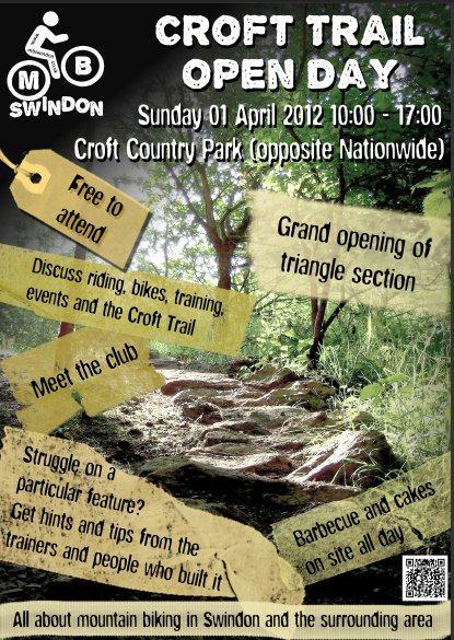 Croft Trail open day 2012.