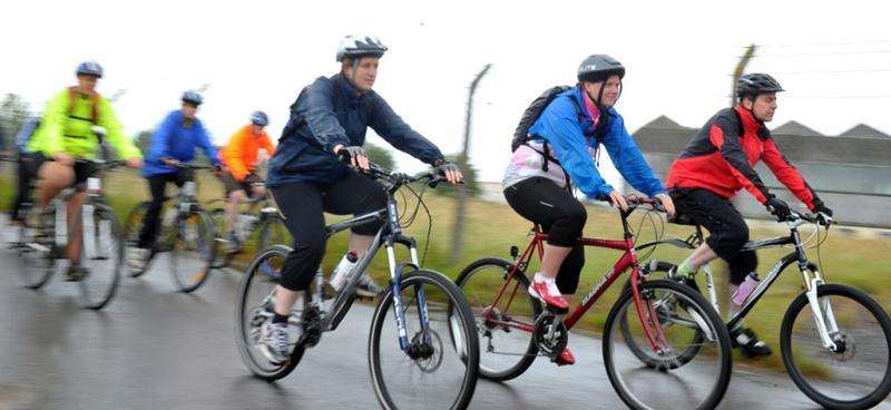 Prospect Big Bike Ride 2011