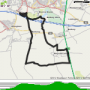 Prospect Hospice big ride 2012 short route map
