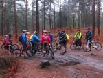 MBSwindon at Swinley Forest.