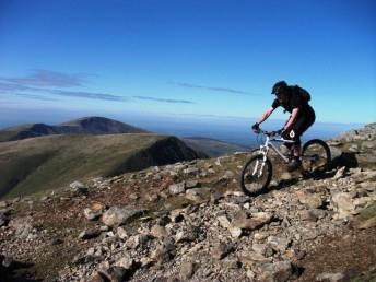 Snowdon rangers path courtesy of Hit the hills