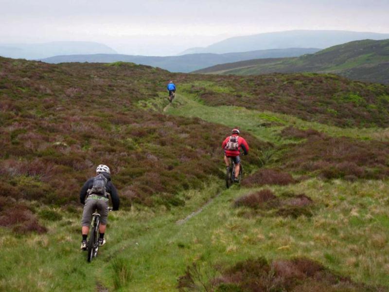 Mid Wales And Elan Valley Mtb Route Mountain Biking Swindon