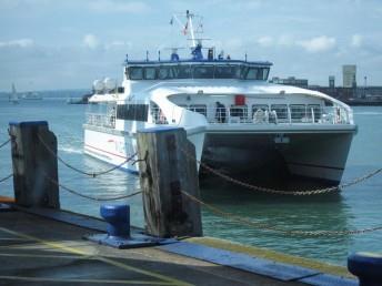 Wightlink Catamaran