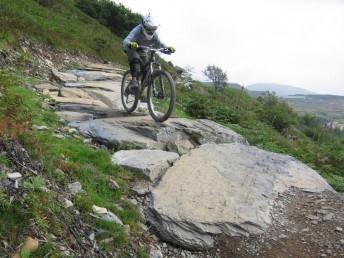 Ffestiniog DH trails