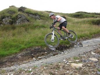 Antur Stiniog DH bike trails