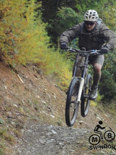 Gorlech trail Brechfa