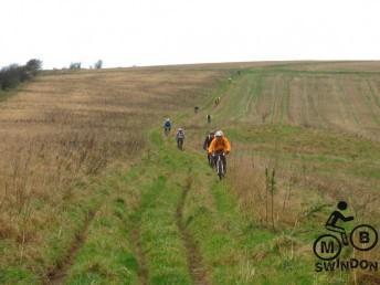 2012_11_25 Ridgeway Ride Barbury Castle 233