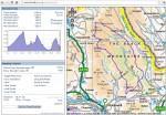 Black Mountains Y Gas Map Bikehike