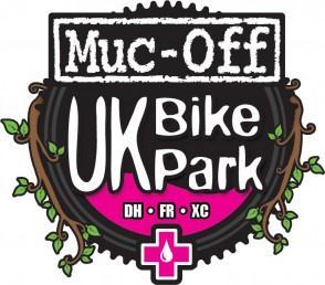 Muc-Off UK Bike Park logo