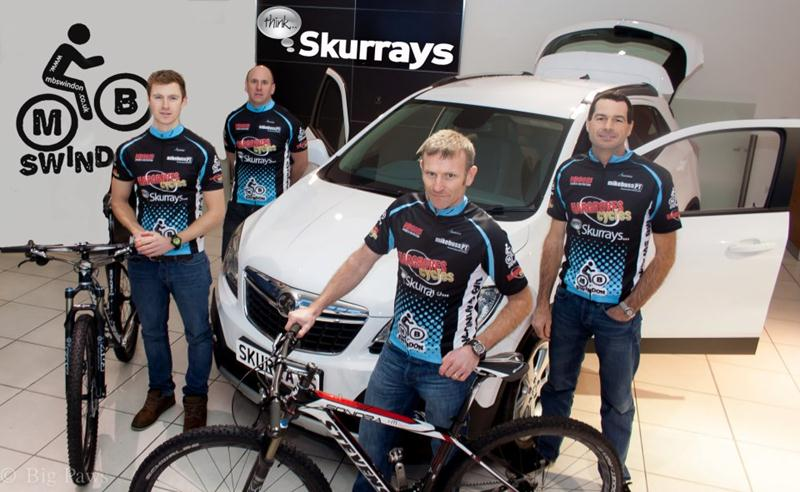 MBSwindon race team photo.