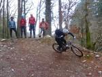 Matt Page mountain bike racer.