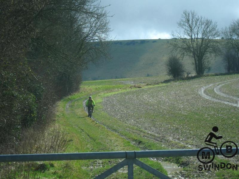 Ride report – Walbury Hill (near Hungerford) – Mountain Biking Swindon