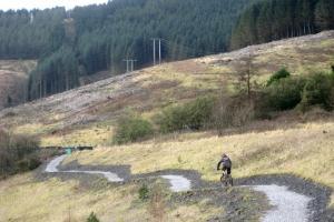 Garw Valley MTB Trails
