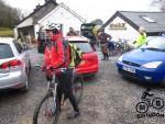 Mudtrek mountain bike breaks