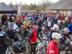 Start of Red Kite Devil's MTB event