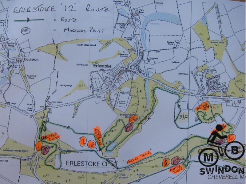 Erlestoke12 course map