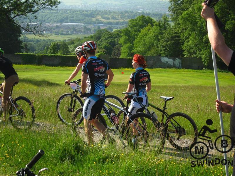 Bristol Bikefest start