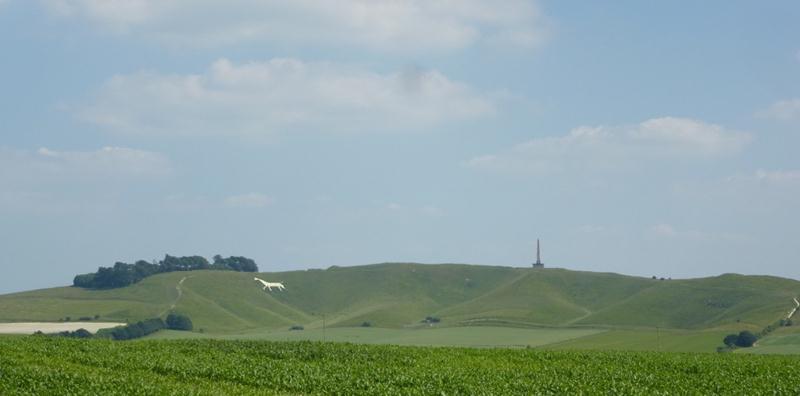 Cherhill monument
