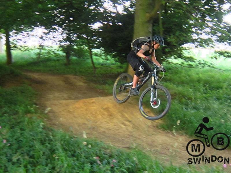 Jump on Bredon Hill.