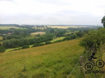 View near Ramsbury