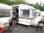 Newnham park Caravan