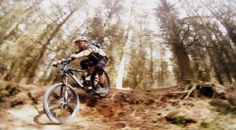 Machen mountain biking Tim Norris