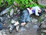 Mountain bike crash victim