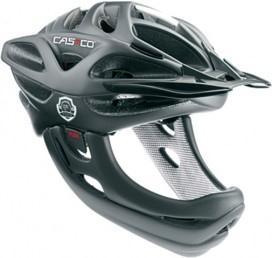 Casco Full Face MTB Helmet