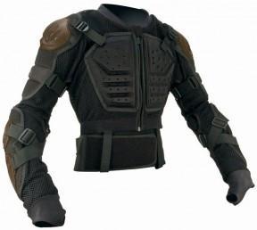 MTB body armour: IXS Assault Jacket