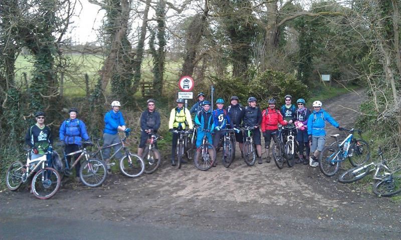 Rollicking Ridgeway Ride