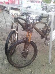 UK Gravity Enduro Round 2 Innerleithen - Muddy Bikes