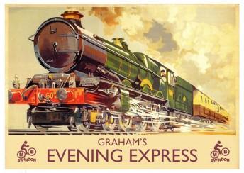 Graham's Evening Express