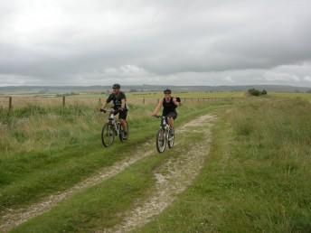 Riders on the Ridgeway