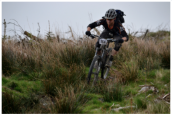 Phil red kite enduro