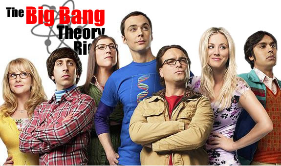 The Big Bang Theory Ride