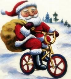 christmas_santa_on_a_bike