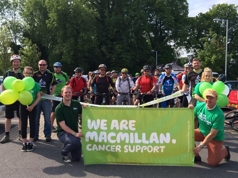 Macmillan Castles Marshal Team