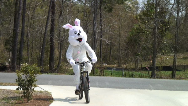 Easter Urbanish Egg Ride