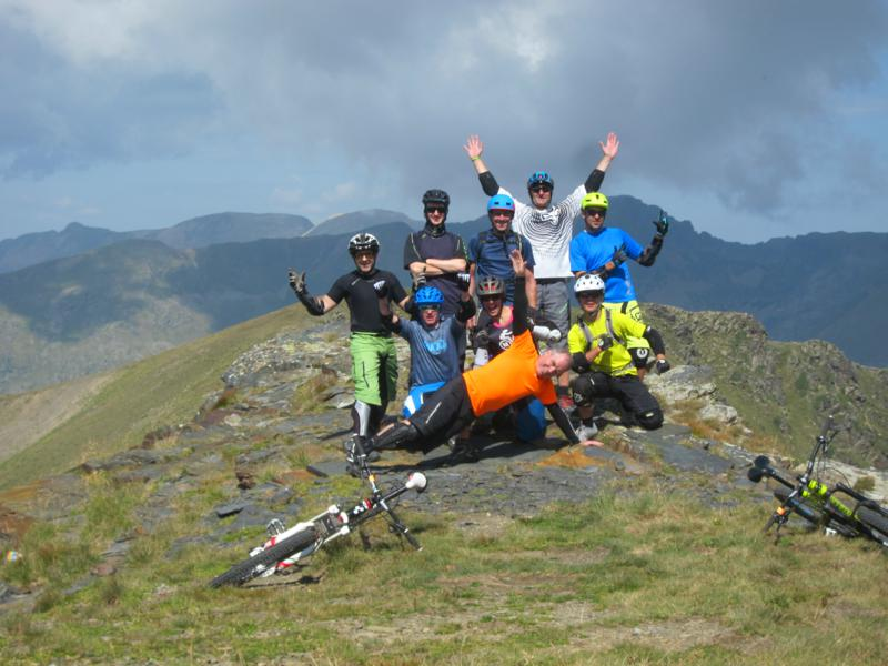 Andorra mountain biking holiday.